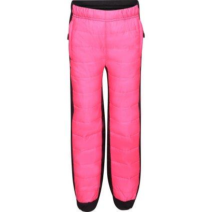 Dětské kalhoty ALPINE PRO Jerko růžová