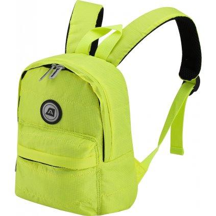 Dětský batoh ALPINE PRO Jeretho žlutá