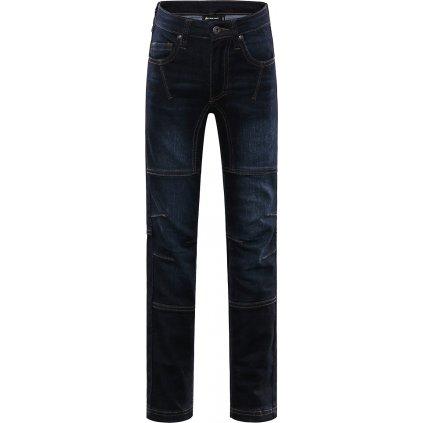 Dětské kalhoty ALPINE PRO Chizobo modrá
