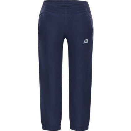 Dětské nepromokavé kalhoty ALPINE PRO Sesto 3 Ins. modrá
