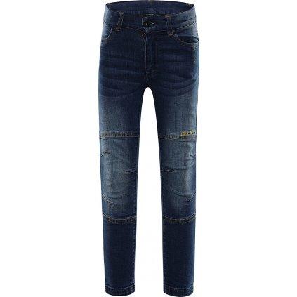 Dětské kalhoty ALPINE PRO Chizobo 2 modrá