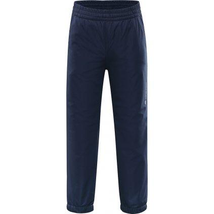 Dětské nepromokavé kalhoty ALPINE PRO Sesto 4 Ins. modrá