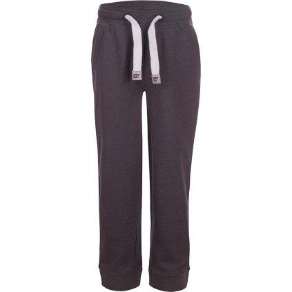 Dětské kalhoty ALPINE PRO Skylaro 2 šedá