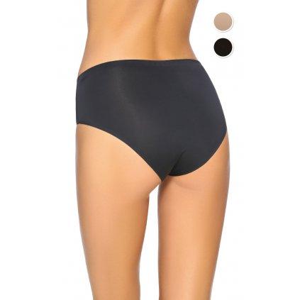 Dámské kalhotky LITEX černá/tělová