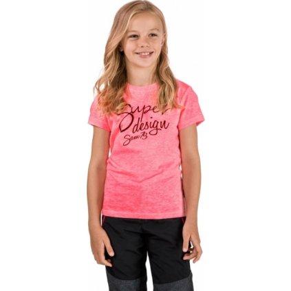 Dívčí triko SAM 73 Caitlyn růžová