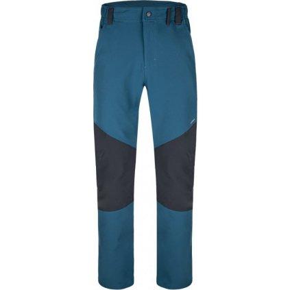 Pánské softshellové kalhoty LOAP Ursus modrá
