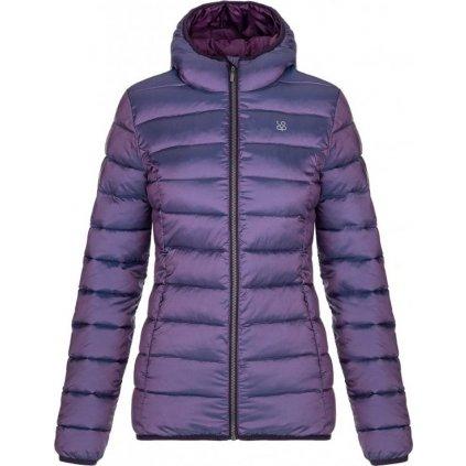 Dámská zimní bunda LOAP Idykala fialová