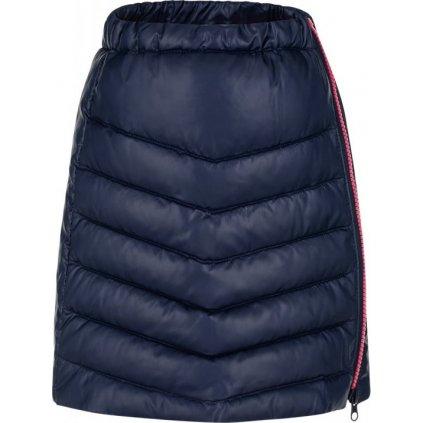Dívčí sportovní sukně LOAP Inosie modrá