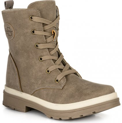 Dámské zimní boty LOAP Sangri hnědá