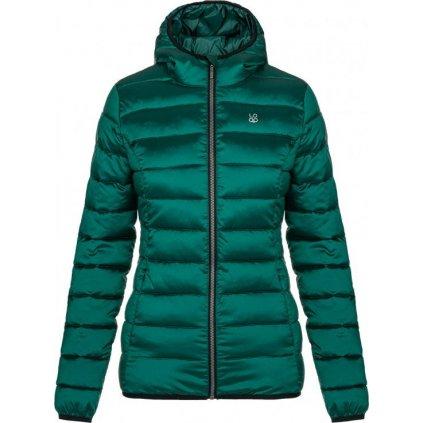 Dámská zimní bunda LOAP Idykala zelená