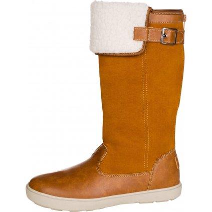 Dámské zimní boty ALPINE PRO Noela hnědá