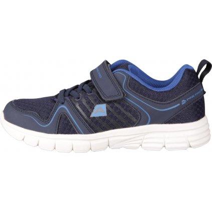 Dětská sportovní obuv ALPINE PRO Kagano modrá