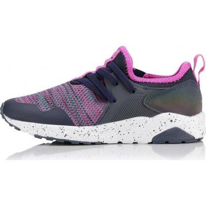 Dětská sportovní obuv ALPINE PRO Clado fialová