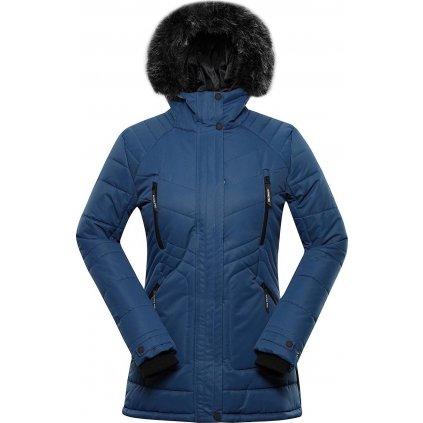 Dámská zimní bunda ALPINE PRO Icyba 6 modrá