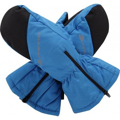 Dětské rukavice ALPINE PRO Hango modrá