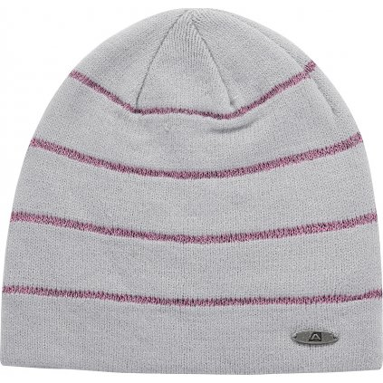Zimní čepice ALPINE PRO Abene 2 šedá