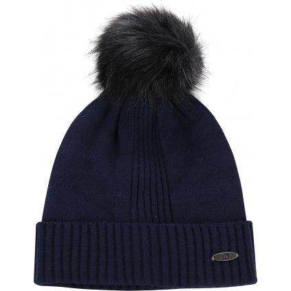 Zimní čepice ALPINE PRO Kasce modrá