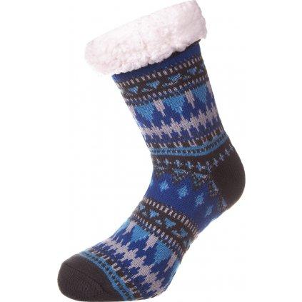 Ponožky ALPINE PRO Sinnir 3 modrá