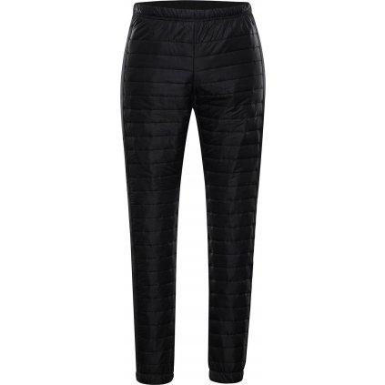 Dámské zateplené kalhoty ALPINE PRO Jerka 2 černá