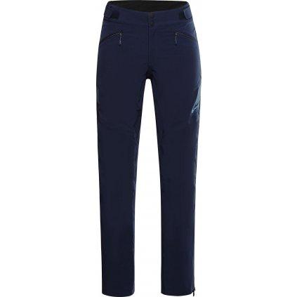 Dámské outdoorové kalhoty ALPINE PRO Olwena 4 modrá