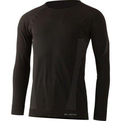 Pánské funkční triko LASTING Mal černé