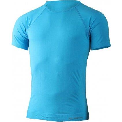 Pánské funkční triko LASTING Mos modré