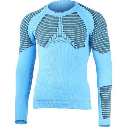 Pánské funkční triko LASTING Rolo modré