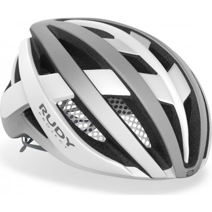 Cyklistická helma RUDY Venger bílá