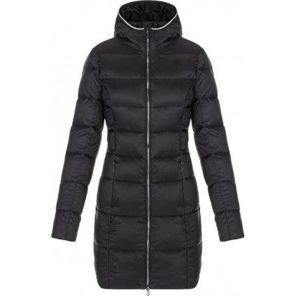 Dámský péřový kabát LOAP Ipiza černá