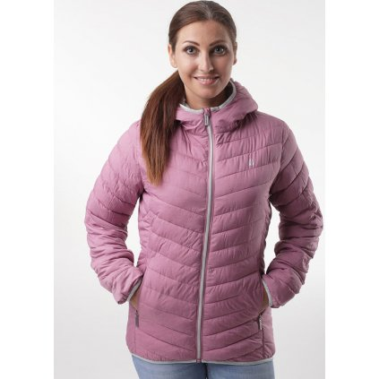 Dámská zimní bunda LOAP Irfela růžová