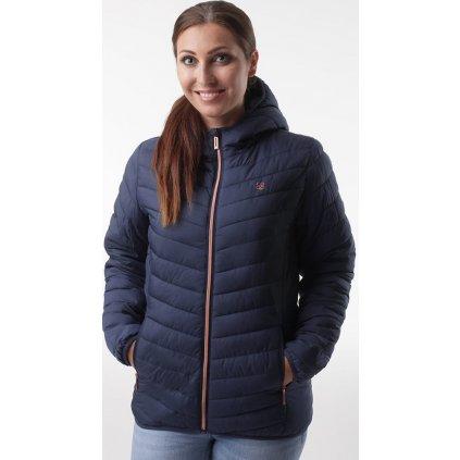 Dámská zimní bunda LOAP Irfela modrá