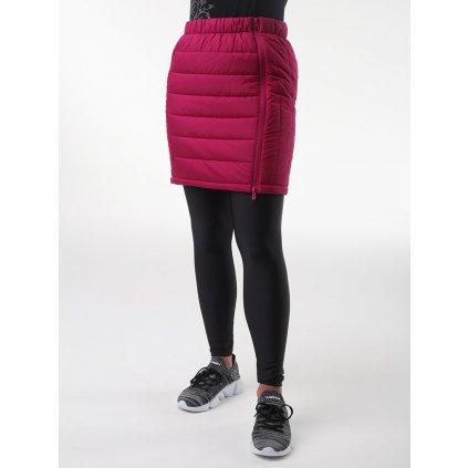 Dámská sportovní sukně LOAP Irunka růžová
