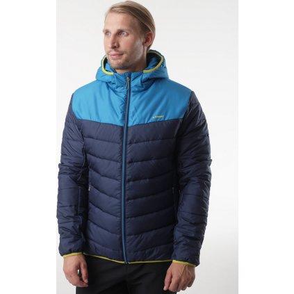 Pánská zimní bunda LOAP Iris modrá