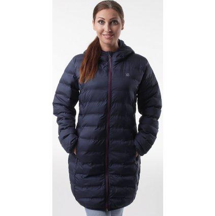 Dámský zimní kabát LAOP Itasia modrá
