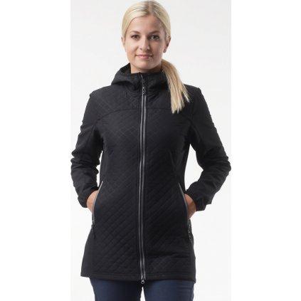 Dámský softshellový kabát LOAP Ursina černá
