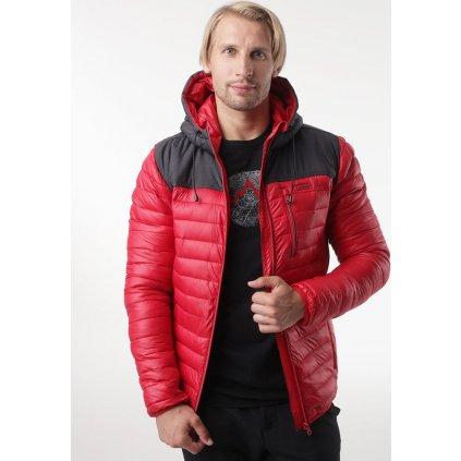 Pánská zimní bunda LOAP Jequil červená