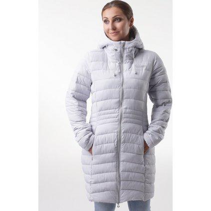 Dámský zimní kabát LOAP Jesie šedá