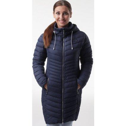 Dámský zimní kabát LOAP Jenovefa modrá