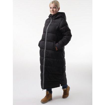 Dámský zimní kabát LOAP Tamira černá