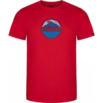 Pánské triko LOAP Altair červená