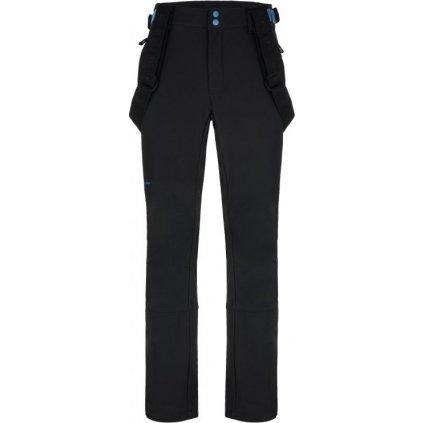 Pánské softshellové kalhoty LOAP Lyus černá