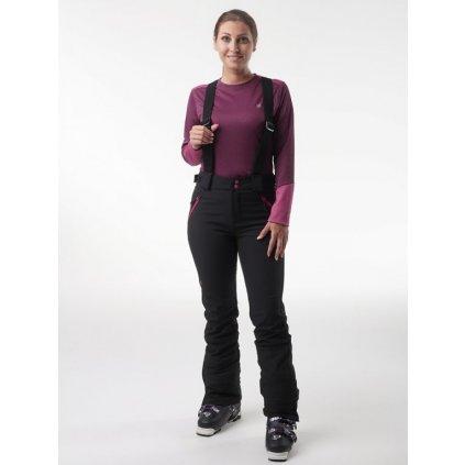 Dámské softshellové kalhoty LOAP Lyssy černá