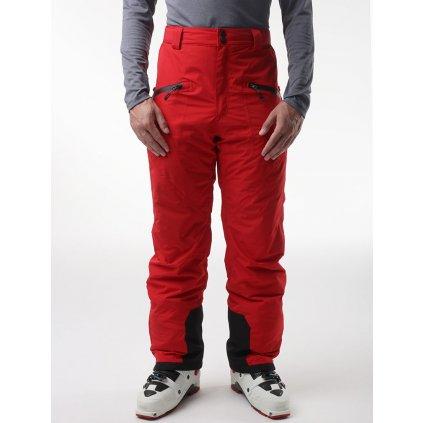 Pánské lyžařské kalhoty LOAP Olio červená