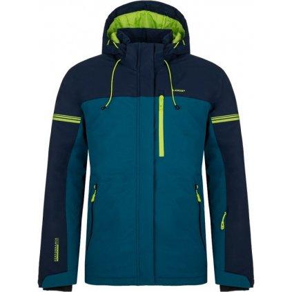 Pánská lyžařská bunda LOAP Flip modrá