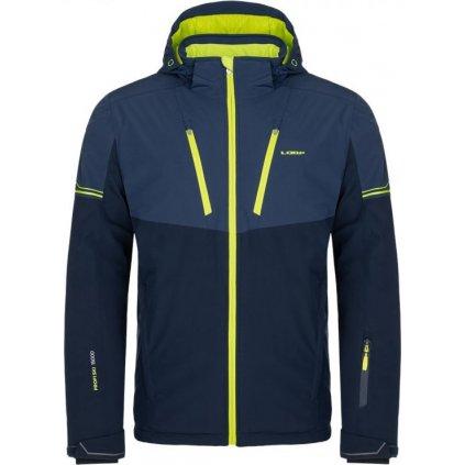 Pánská lyžařská bunda LOAP Fobby modrá