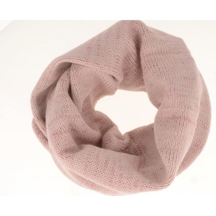 Zimní šála RELAX růžová