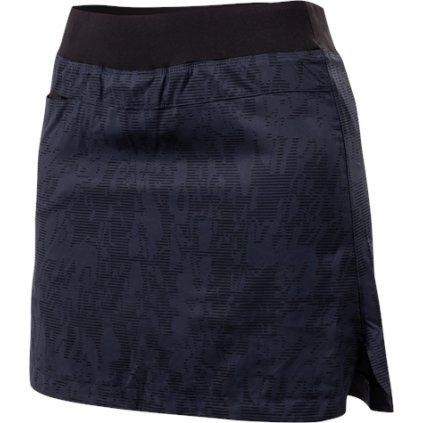 Dámská běžecká sukně KLIMATEX Imelda antracit