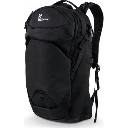 Městský batoh KLIMATEX Diego 25l černá