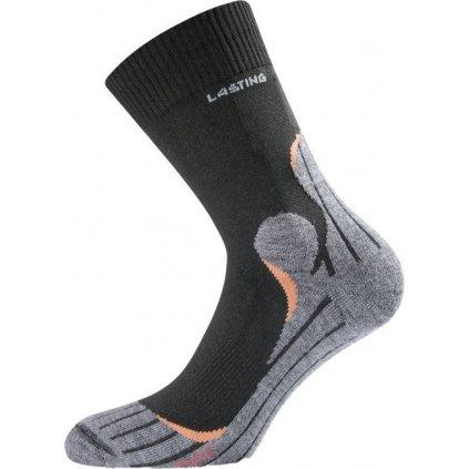 Funkční ponožky LASTING Tww černé