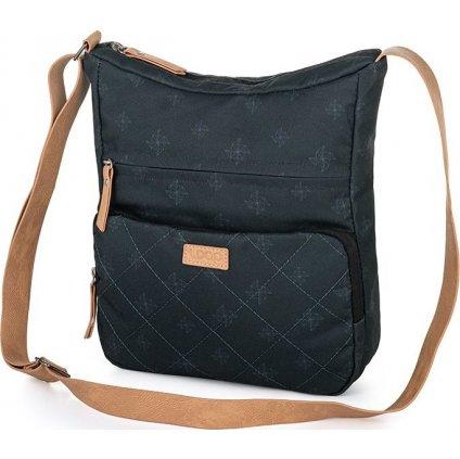Módní taška LOAP Carrie černá